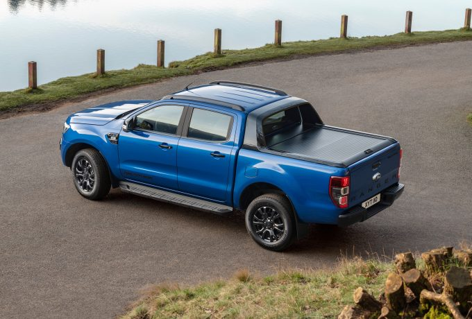 New Ford Ranger Wildtrak X