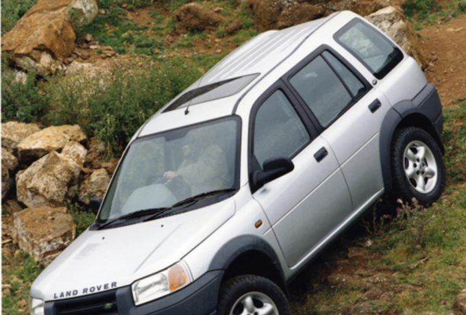 Land Rover Freelander XEdi Station Wagon 1997