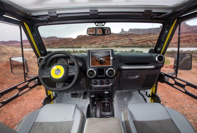 Jeep® Safari Concept at the 2017 Easter Jeep® Safari in Moab,