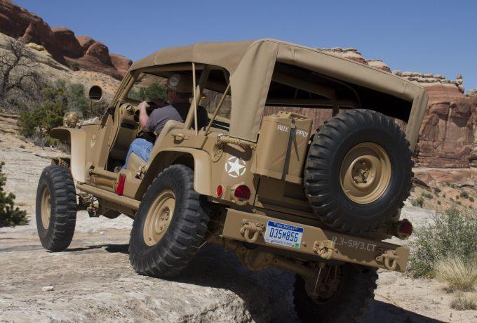 Jeep Staff Car– Easter Jeep Safari 2015