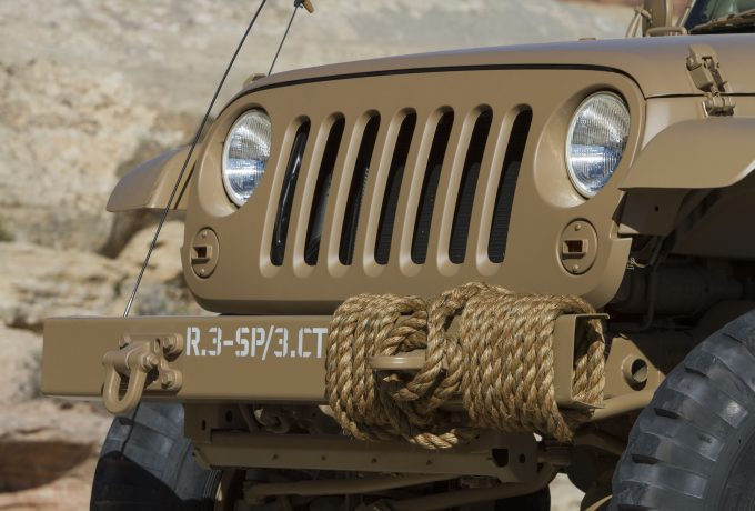 Jeep Staff Car– Easter Jeep Safari 2015