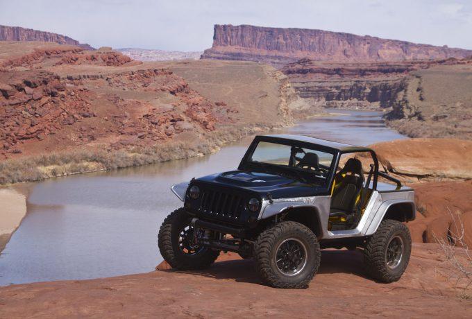 Jeep Wrangler Stitch