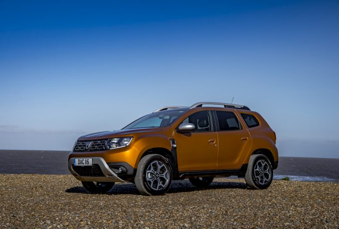 All-New Dacia Duster SCe 115 4×4 Prestige – Exterior EMBARGO 220618 12h00 (21)
