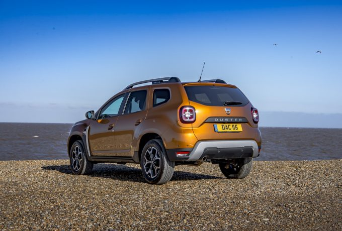 All-New Dacia Duster SCe 115 4×4 Prestige – Exterior EMBARGO 220618 12h00 (22)