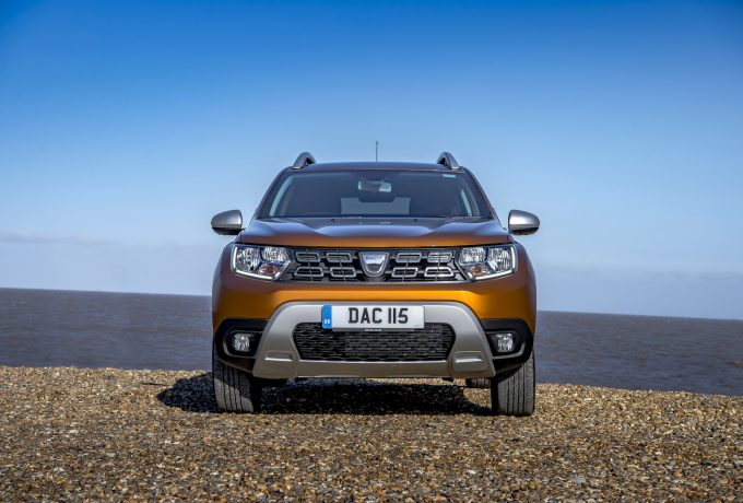 All-New Dacia Duster SCe 115 4×4 Prestige – Exterior EMBARGO 220618 12h00 (24)