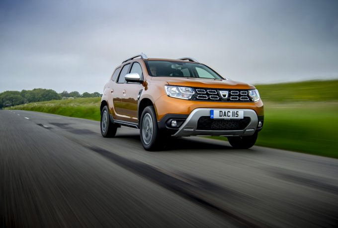 All-New Dacia Duster SCe 115 4×4 Prestige – Exterior EMBARGO 220618 12h00 (31)