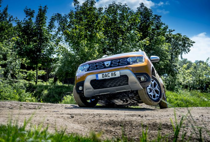 All-New Dacia Duster SCe 115 4×4 Prestige Off-Road – Exterior EMBARGO 220618 12h00 (12)