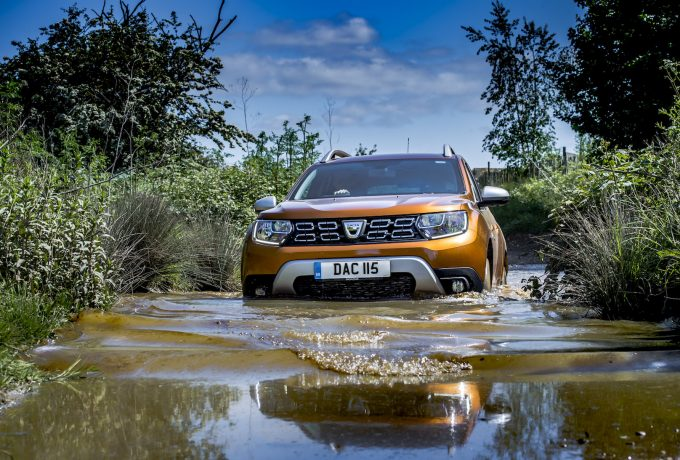 All-New Dacia Duster SCe 115 4×4 Prestige Off-Road – Exterior EMBARGO 220618 12h00 (15)