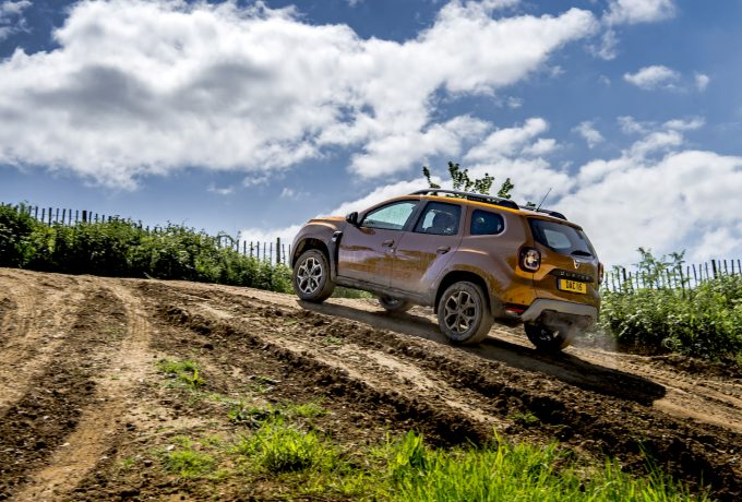 All-New Dacia Duster SCe 115 4×4 Prestige Off-Road – Exterior EMBARGO 220618 12h00 (43)