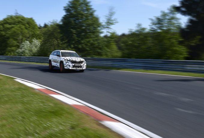 Kodiaq RS_Nurburgring_11