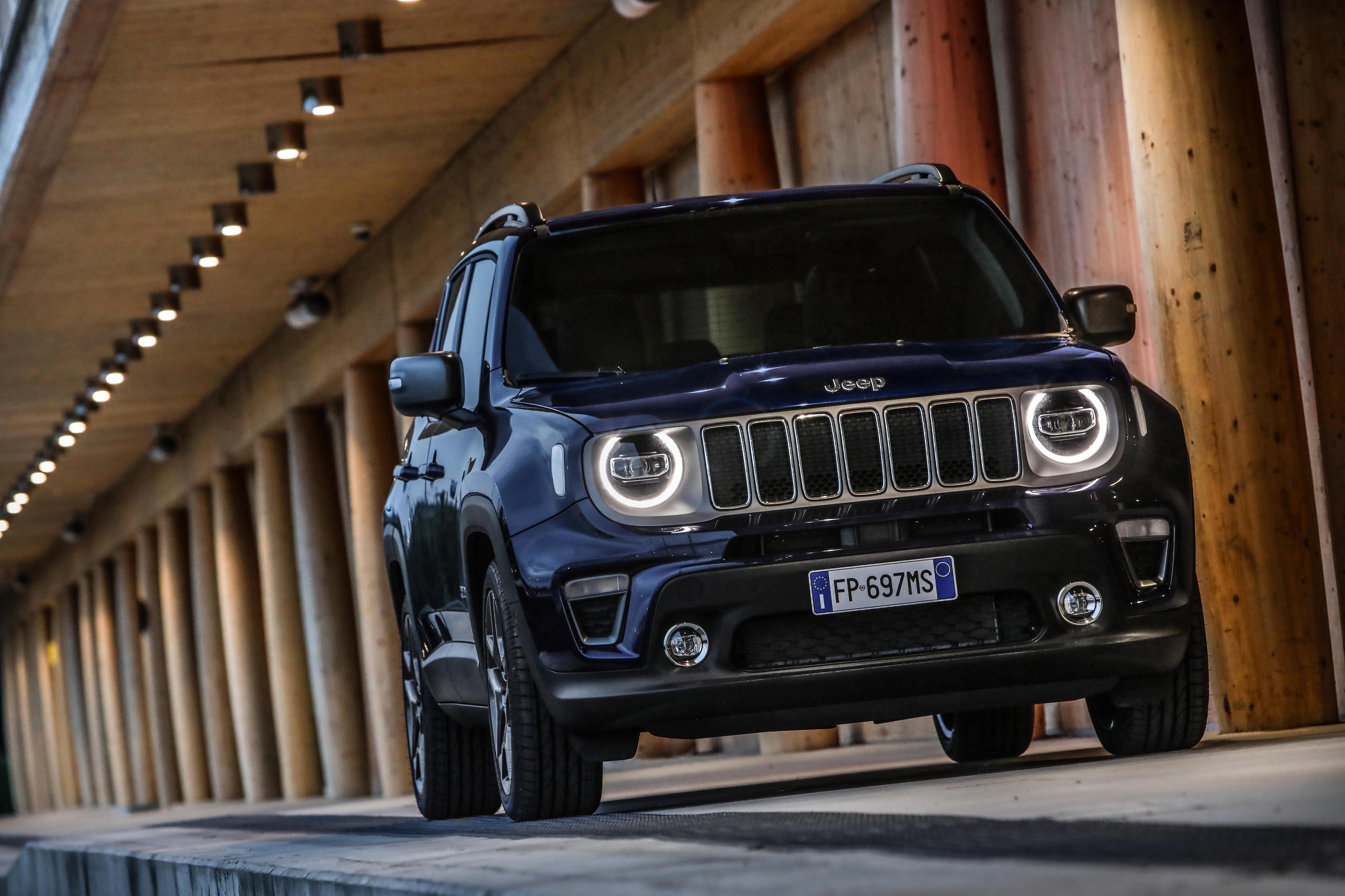First Drive 2019 Jeep Renegade 4x4 Magazine