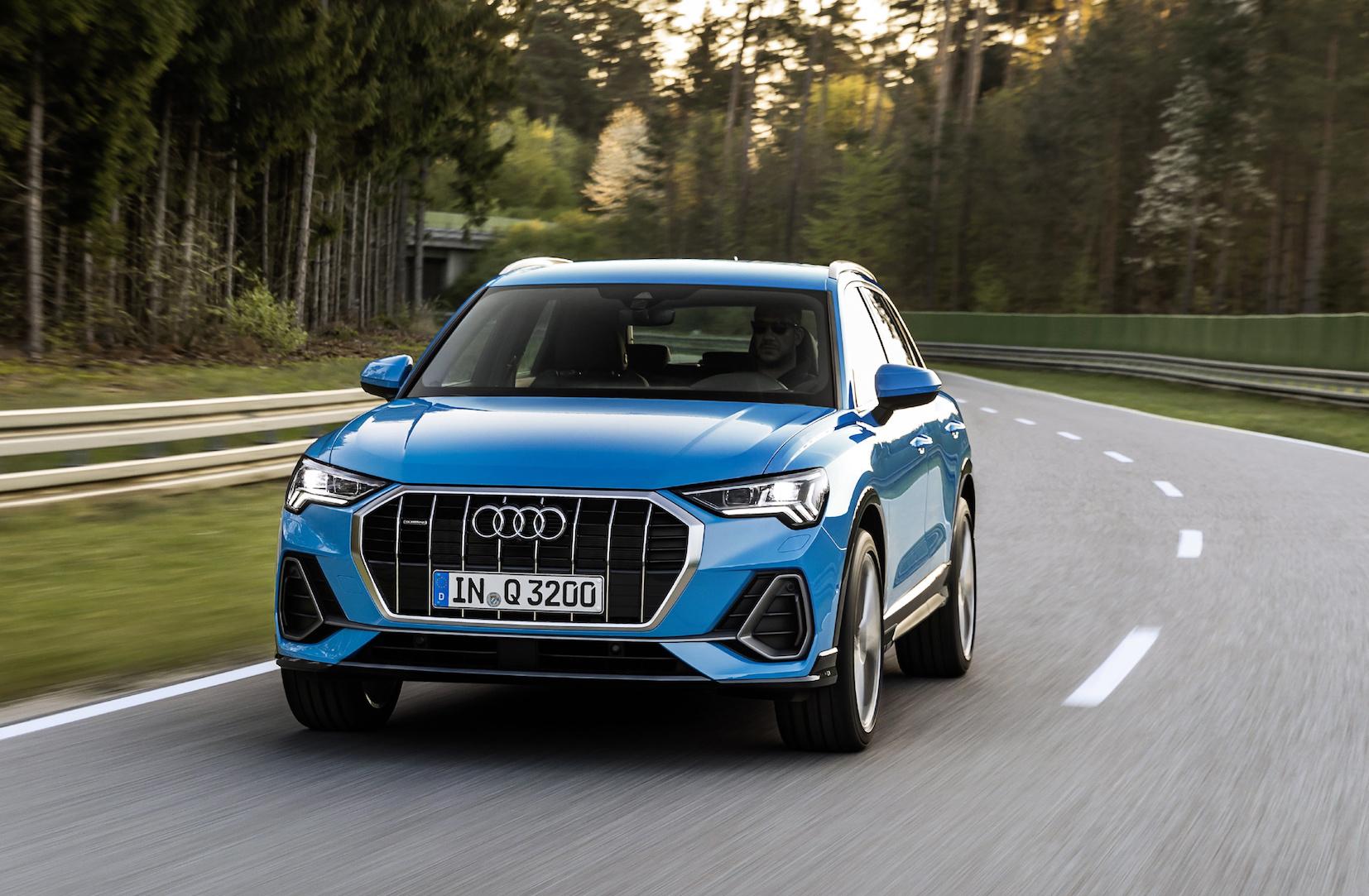 All-New Audi Q3 Here Late 2018   4X4 Magazine