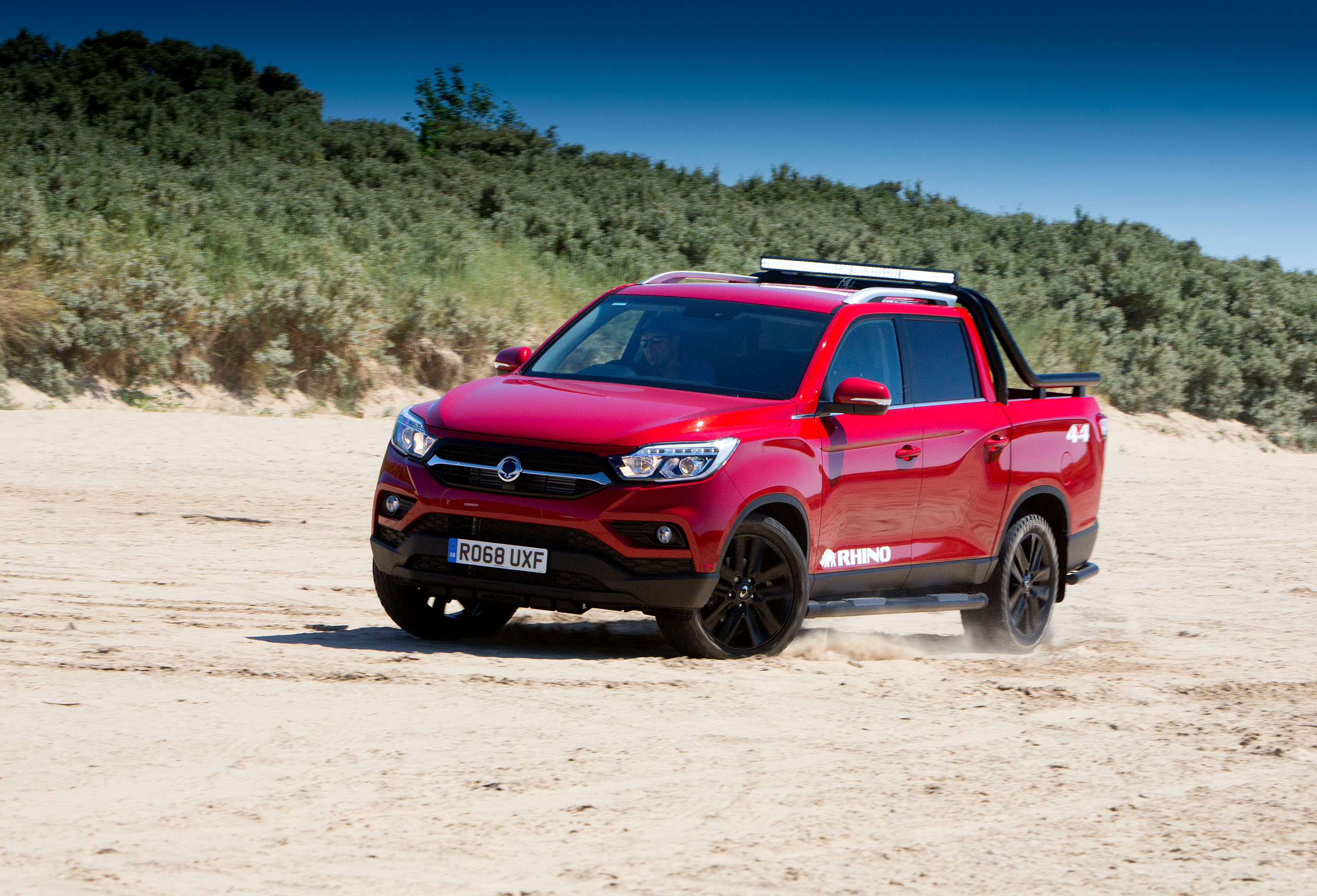 New SsangYong Musso Has 7-Year Warranty, 4 Trims | 4X4 Magazine