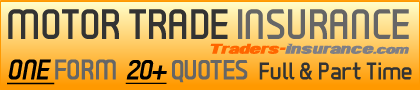 get a motor trade insurance quote