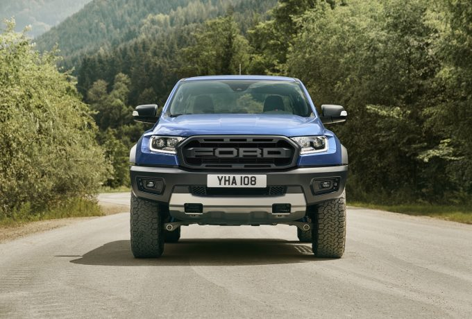 New Ranger Raptor debuts in Europe at Gamescom