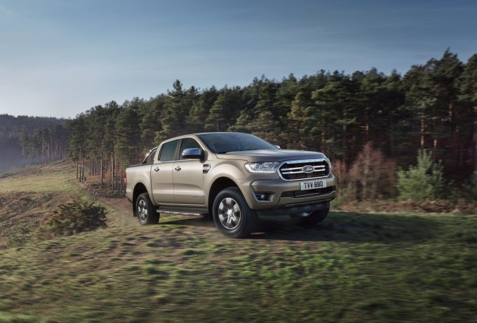 2019 Ford Ranger Limited