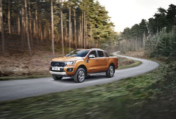 Ford Ranger Wildtrak arrives in 2019