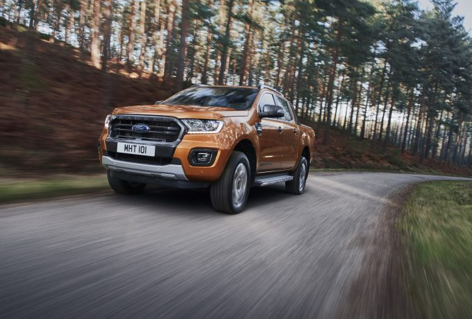 New 2019 Ford Ranger Wildtrak