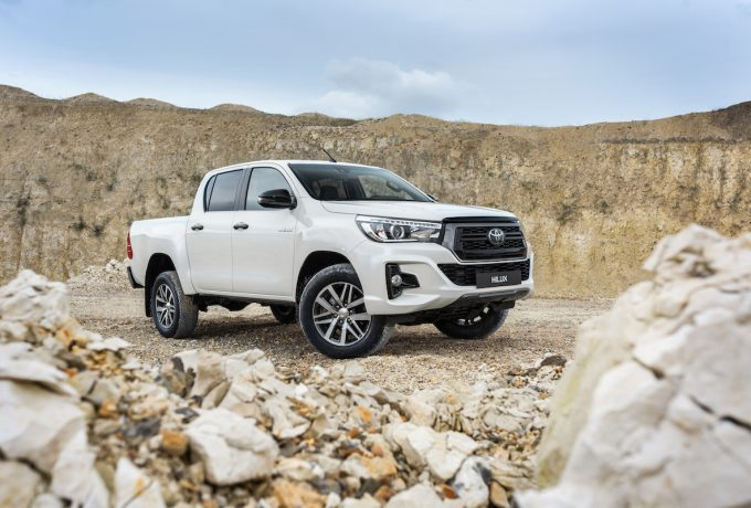 toyota reveal updated hilux invincible x