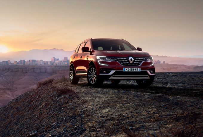 LEAD New Renault Koleos EMBARGO 08h00 UK 060619 (7)