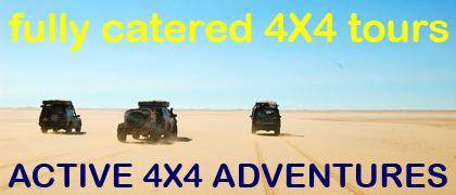 Active 4x4 Adventures